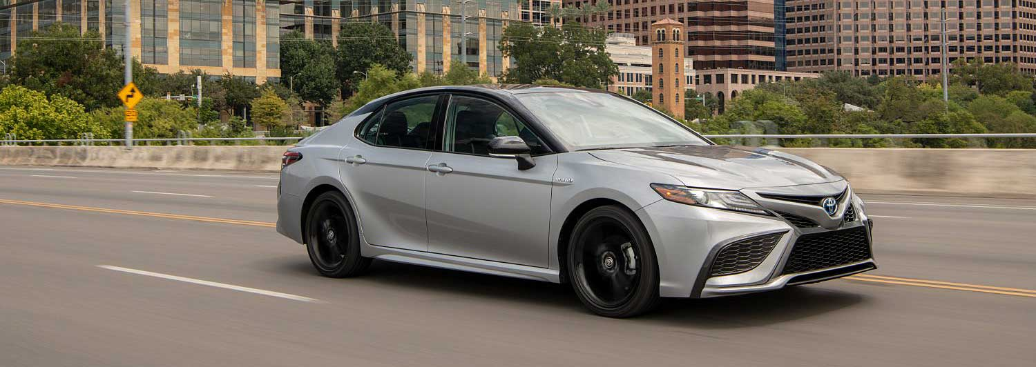The 2021 Toyota Camry Covers All the Bases