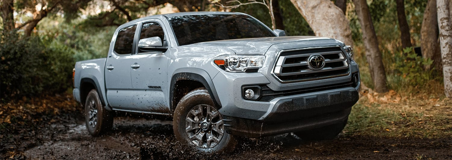 The 2021 Toyota Tacoma: Special Editions & More Standard Features