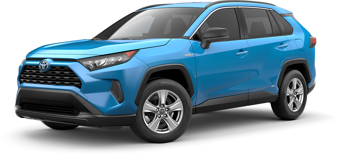 New 2020 Toyota Rav4 Hybrid Suv For Sale City Toyota Of Daly City