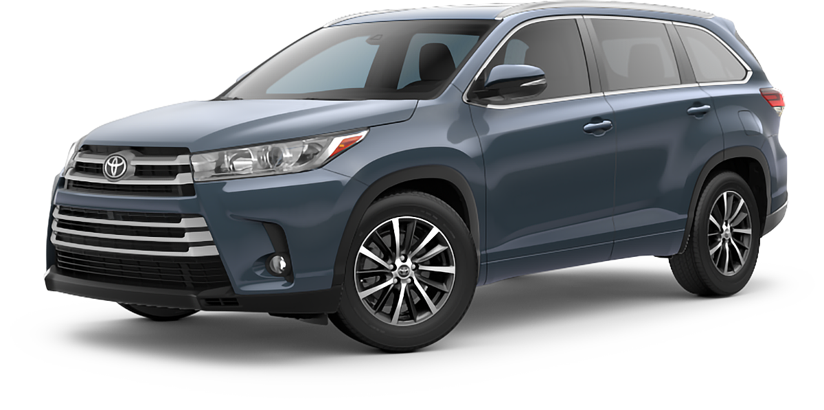 New 2018 2020 Toyota Highlanders For