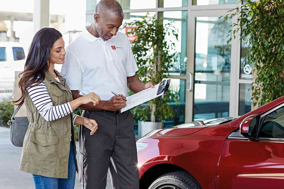 Fast Friendly Service For Your Toyota