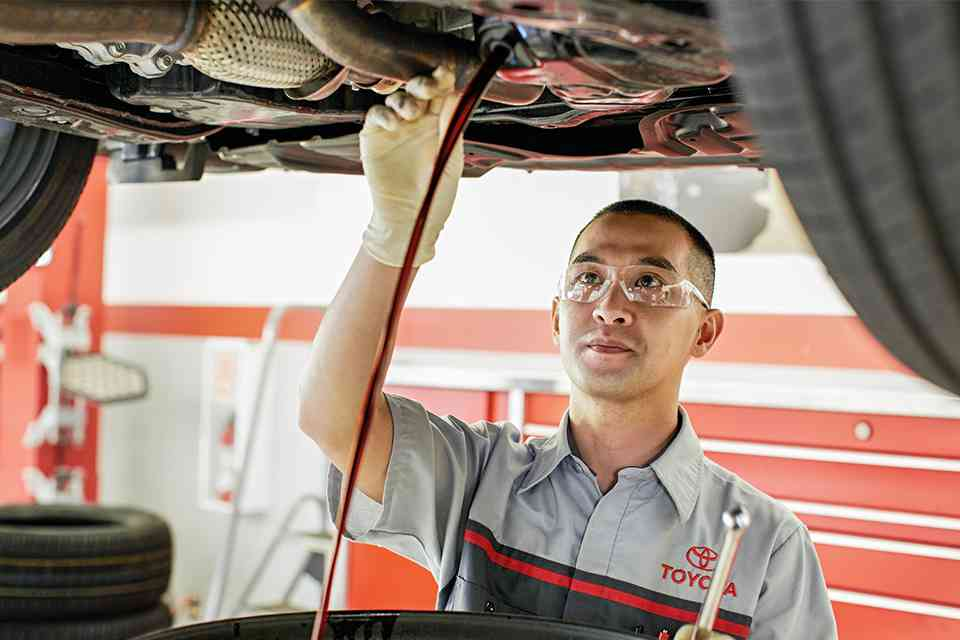 Schedule Toyota Service Daly City Ca City Toyota